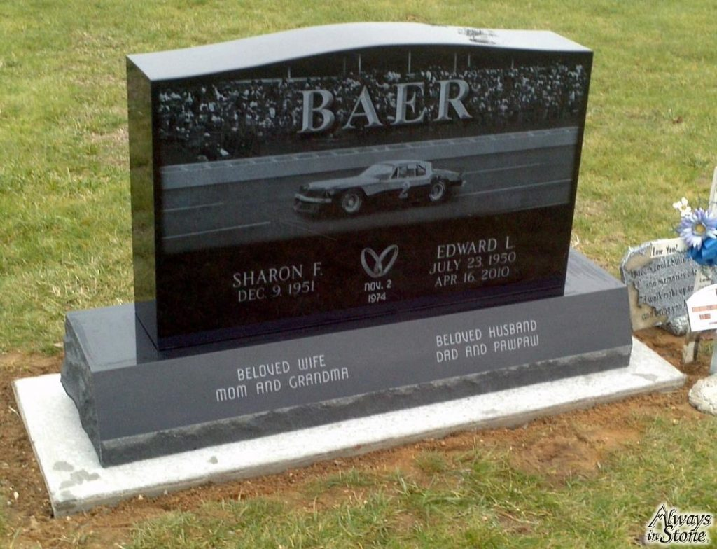 south bend indiana headstones always in stone
