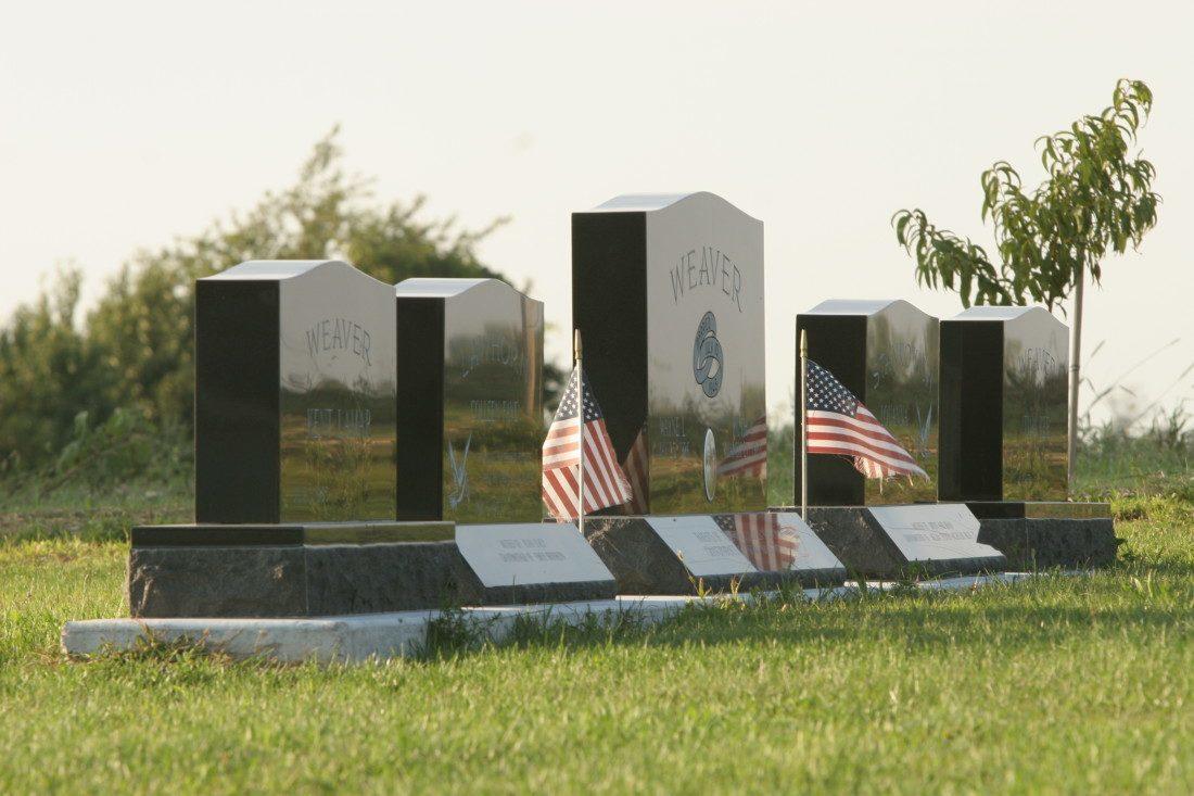 Warsaw Headstones Always in Stone Elkhart Indiana