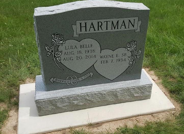 Nappanee Indiana Headstones Amp Monuments Always In Stone