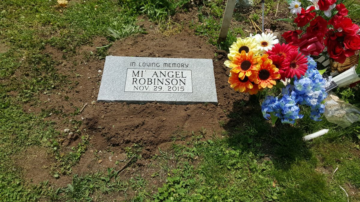 graveside flowers always in stone goshen indiana