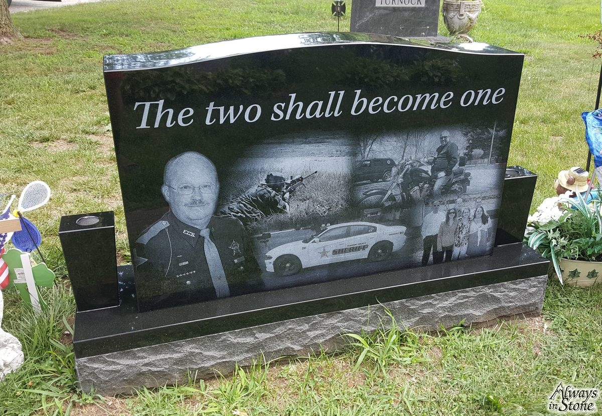 headstone artwork